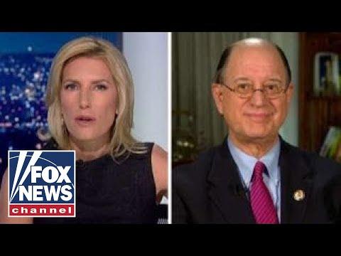 Ingraham challenges Rep. Brad Sherman on illegal immigration