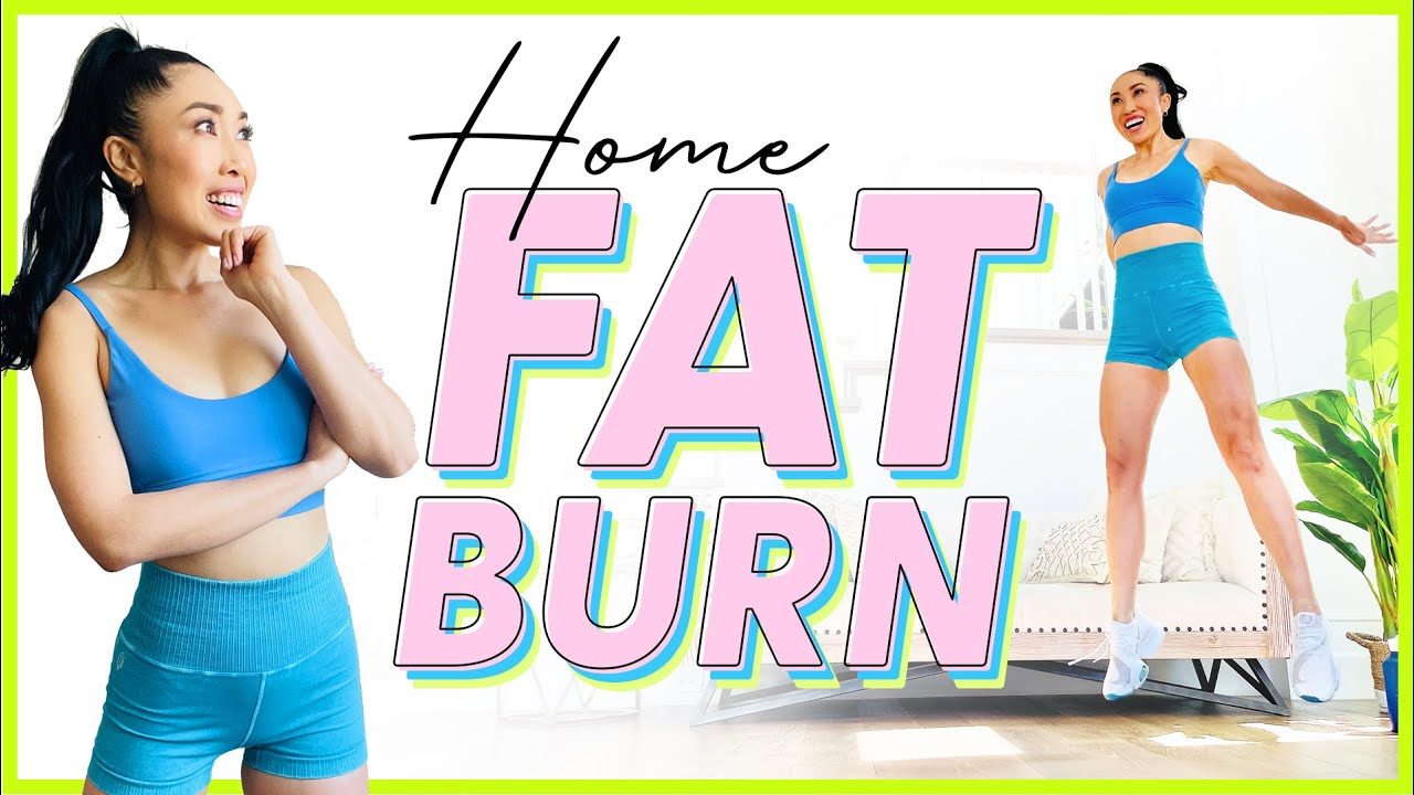 10 Minute Fat Burning Cardio (no equipment)