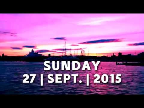 EPIC BOAT PARTY || ERASMUS OFFSHORE || GOODBE SUMMER || TWO BOATS, ONE PARTY.
