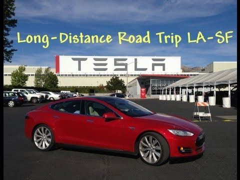 How to Make an 846-mile Road Trip in a Tesla: Owner