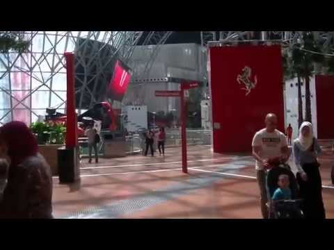 Ferrari World Abu Dhabi 2014 (Full HD)