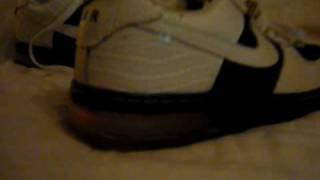 Nike Air Force XXV Light Up Heels!