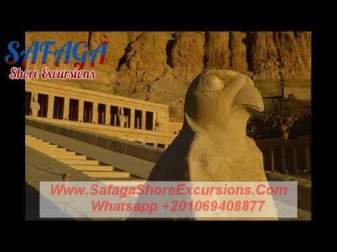 Luxor day trip From Safaga Port || Safaga Shore Excursions