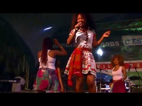 SANDR'YAH - LIVE  ( FETY GASY ) 2016   LA REUNION