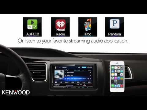 how to use kenwood smartphone control