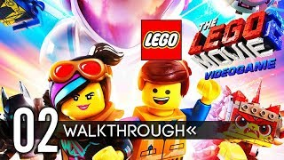 THE LEGO MOVIE 2 VIDEOGAME Gameplay Walkthrough Part 2 (No Commentary) Early Access 1080p 60FPS HD