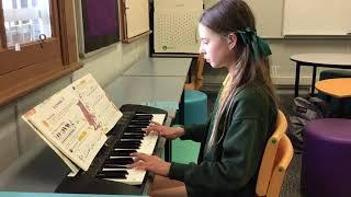 Chloe plays Little Brown Jug