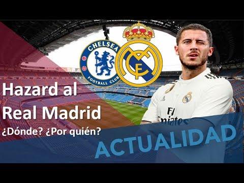 Hazard al Real Madrid. ¿Dónde? ¿Por quién? #MundoMaldini