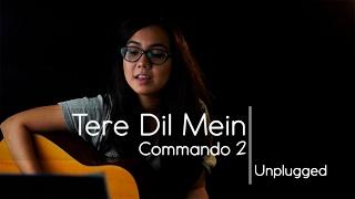 Download Hindi Video Songs - Commando 2: Tere Dil Mein   Vidyut Jammwal   Armaan Malik   Guitar Cover