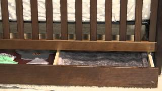 Franklin & Ben Mayfair 4 In 1 Convertible Crib Collection