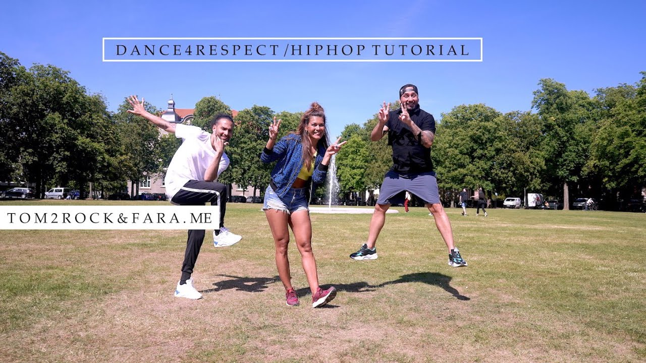Dance4Respect Staffel 2 I Hip Hop Tutorial Teil 3 mit Fara.Me