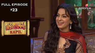 Comedy Nights with Kapil - Juhi Chawla - 7th September 2013 - Full Episode
