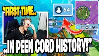 Tfue Almost BREAKS FORTNITE SERVERS Playing PRO SQUAD SCRIMS (Insane Final Circle Slaughter!)