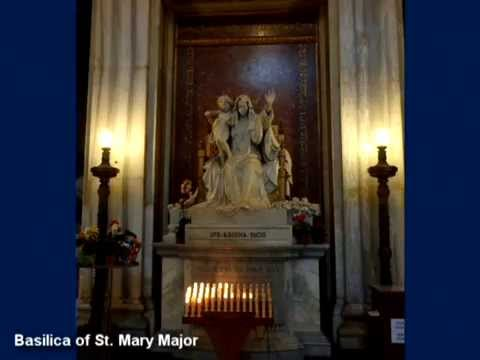 Churches of Rome: Basilica of St. Mary Major