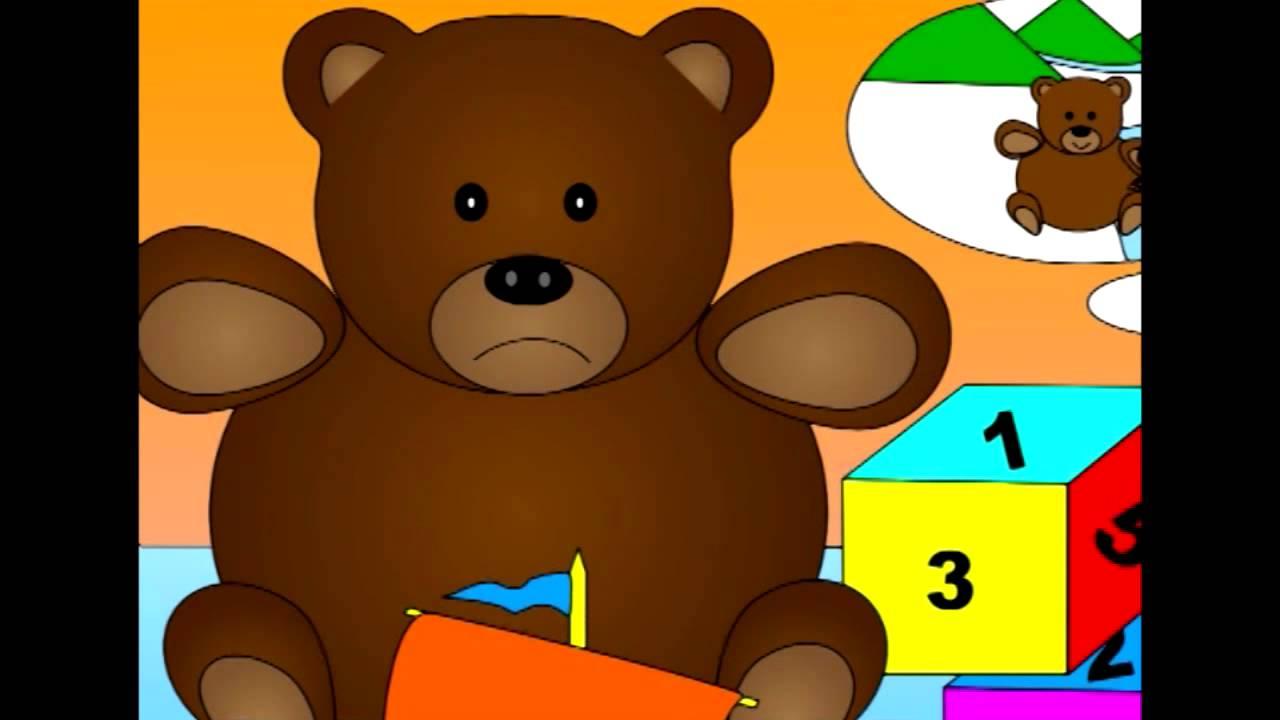 Cuento: El oso y la muñeca - YouTube