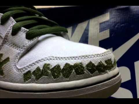 Nike SB Cheech and Chong Customization