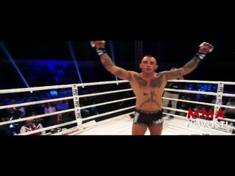 MMANovosi: Dusan Dzakic vs. Bojan Kosednar best part of the fight!