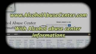 Alcohol Abuse Center Information