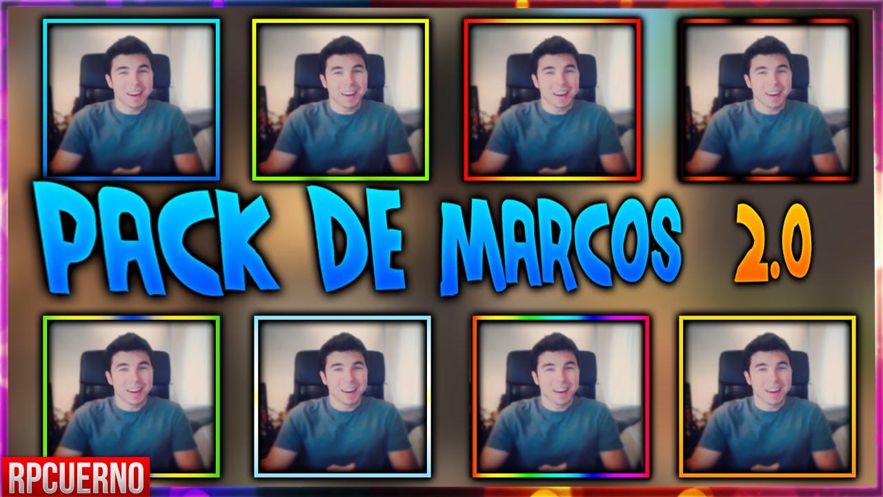 PACK DE MARCOS 2.0 | Con todos los paises + Black ops 3 + random ...
