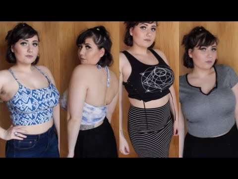 BODY POSI ~ WEIGHT GAIN/CURVY LOOKBOOK