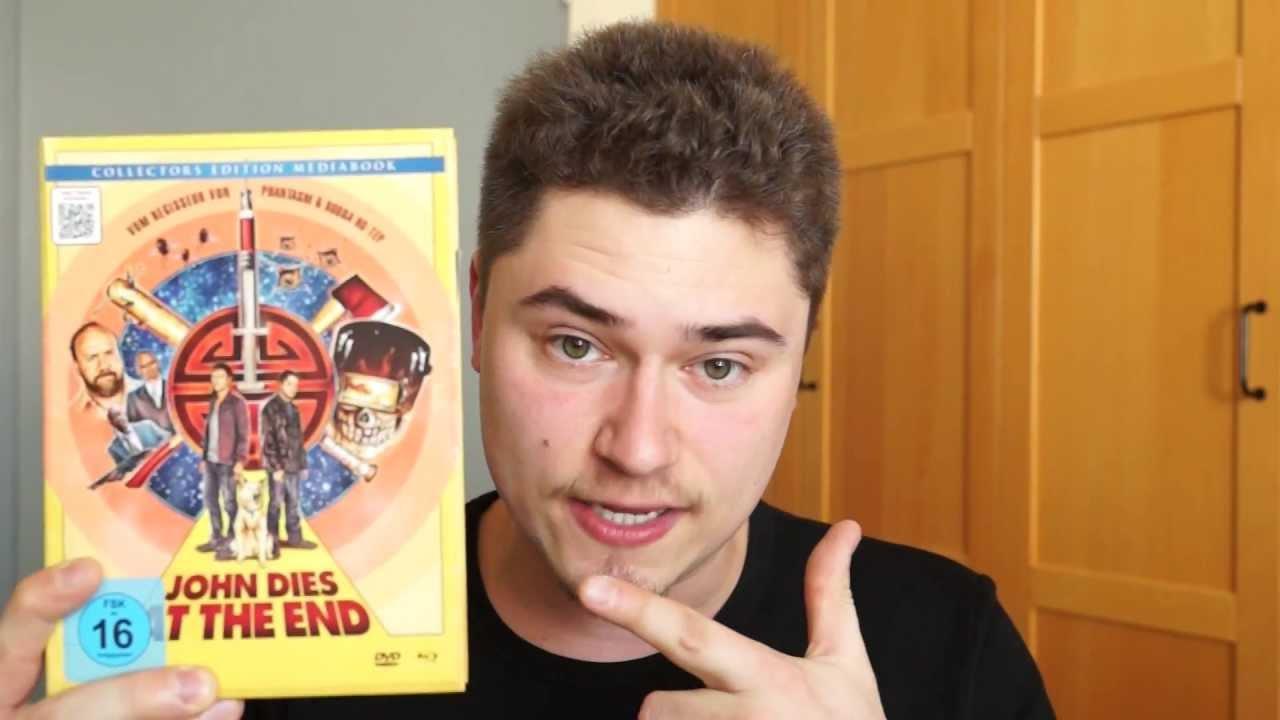 Download JOHN DIES AT THE END (DT Mediabook) / Playzocker Reviews 4.90