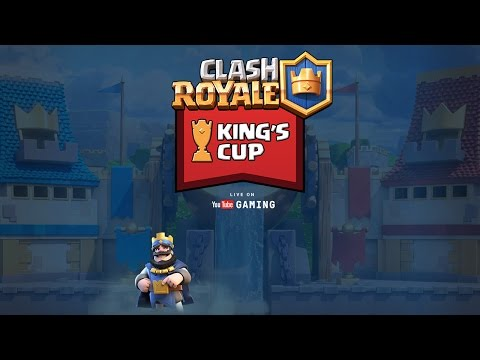 Clash Royale Kings Cup