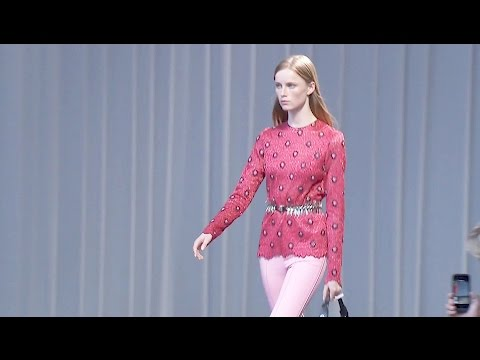 Louis Vuitton | Cruise 2015 Full Fashion Show | Exclusive