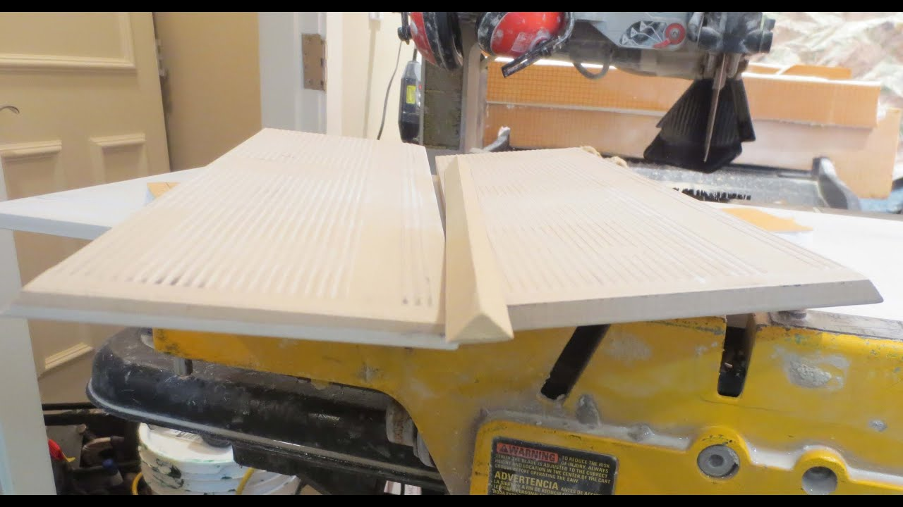 Quick tile tip how to make a shelf out of ceramic tile youtube dailygadgetfo Choice Image