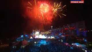 Денис Майданов - Флаг моего государства, Байк-шоу 2015 (Севастополь)