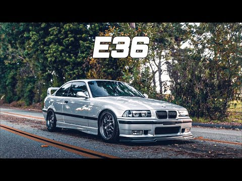 Top 5 Upgrades To Make A BMW E36 LOOK NEW!