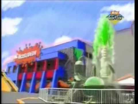 Nickelodeon Studios 25th Anniversary (1990-2015)
