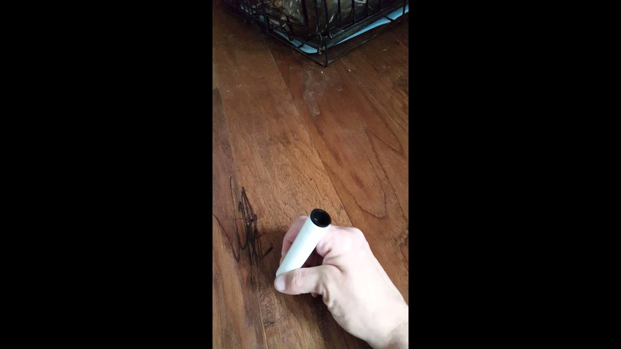 How To Get Permanent Marker Off You