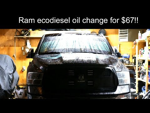 Repeat Items needed for ram 1500 ecodiesel maintenance