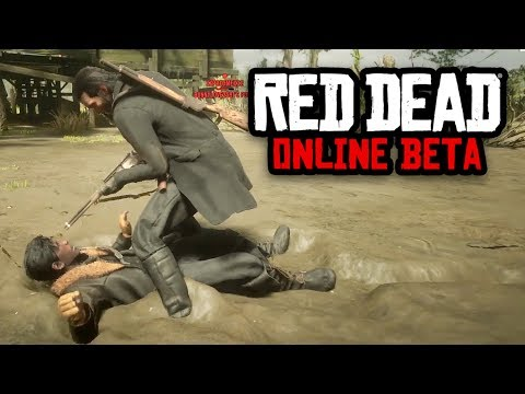 I GOT ATTACKED BY A GHOST! | Red Dead Redemption 2 Outlaw Life #23 thumbnail