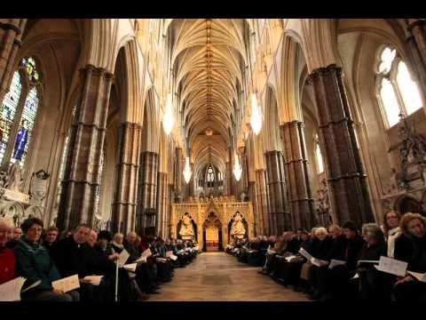 2007.12.25 Westminster Abbey Christmas Service (fragment)