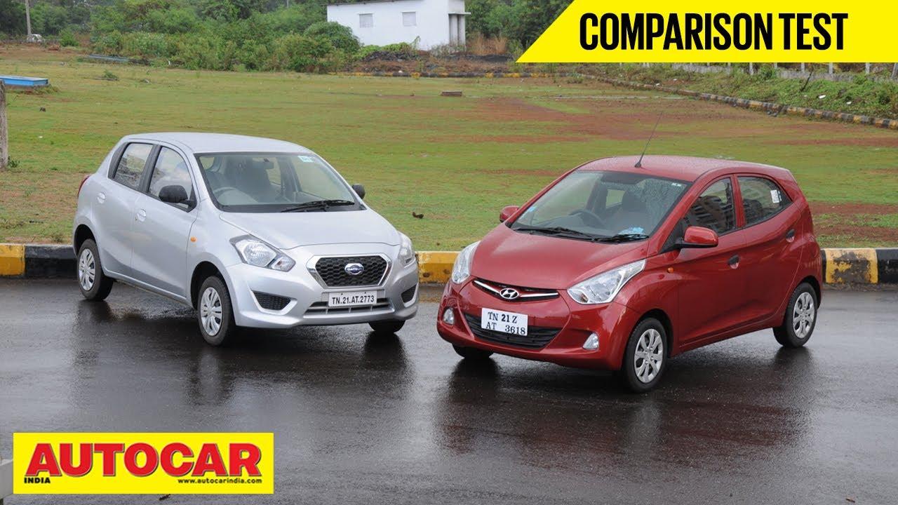 Autocar india comparison test 13