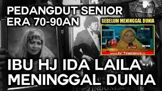 Gambar cover IBU HJ IDA LAILA MENINGGAL DUNIA