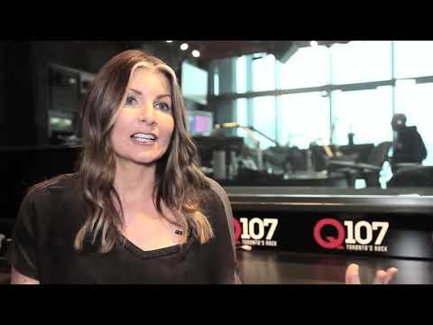 Q107 Toronto FULL Interview