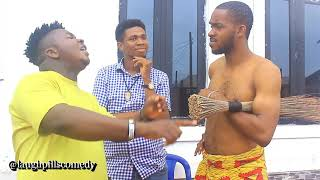 Download Brother Solomon Comedy - When you buy a land and you are owing your landlord 3 years rent (Laughpillscomedy)