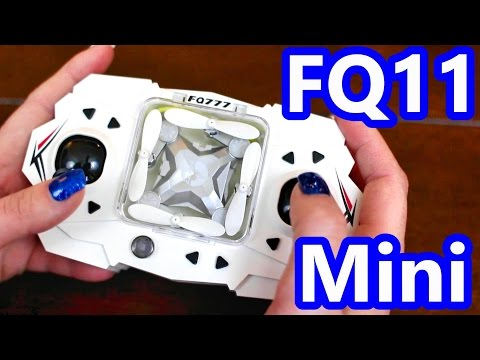 Mini FPV Camera Drone With Folding Arms - FQ11W Quadcopter - TheRcSaylors