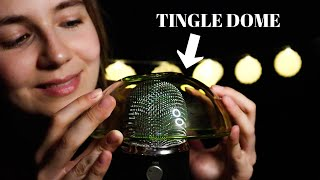 ASMR Tapping on Your Brain - Fast Scalp Tapping