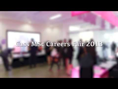 Cass MSc Careers Fair 2013