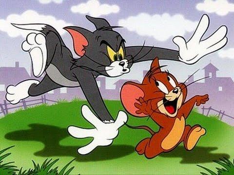 Mèo đuổi chuột- Tom và Jery