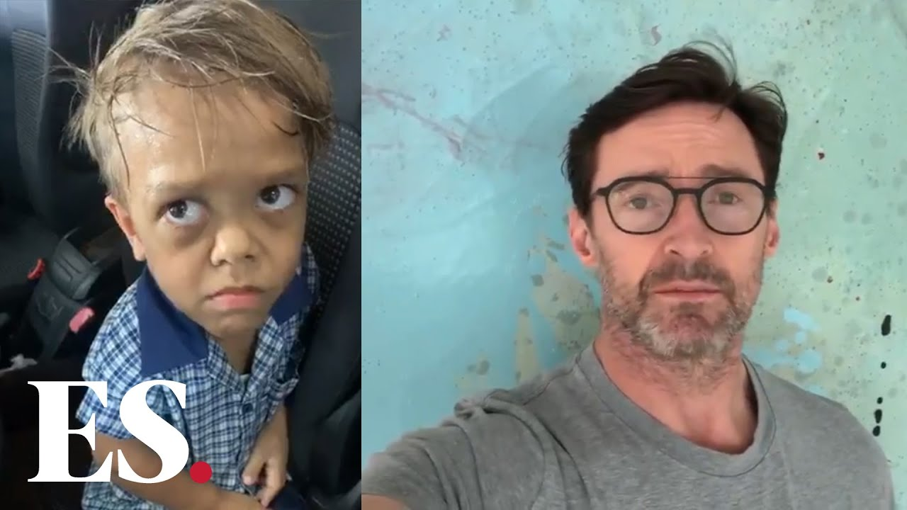 Hugh Jackman supports bullied Australian boy Quaden Bayles