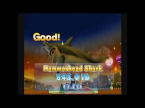 Rapala We Fish Gameplay Video (Wii)