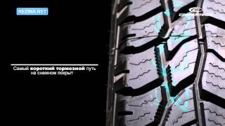Обзор шины COOPER Discoverer AT3