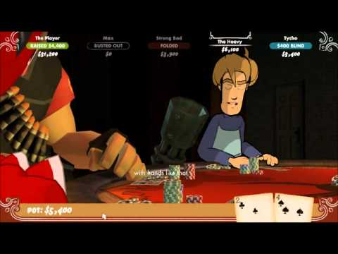 How to get all items in poker night at the inventory