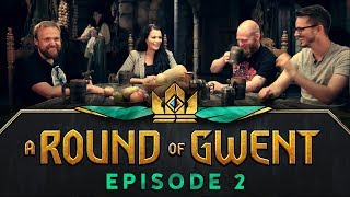 A ROUND OF GWENT | A New Story From The World of The Witcher
