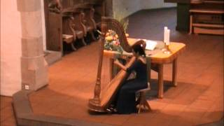 El Viejo Castillo Moro, Lizary Rodriguez, harp