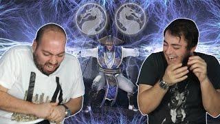 Elektrik Cezalı Mortal Kombat X